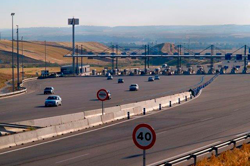 Tráfico de autopistas