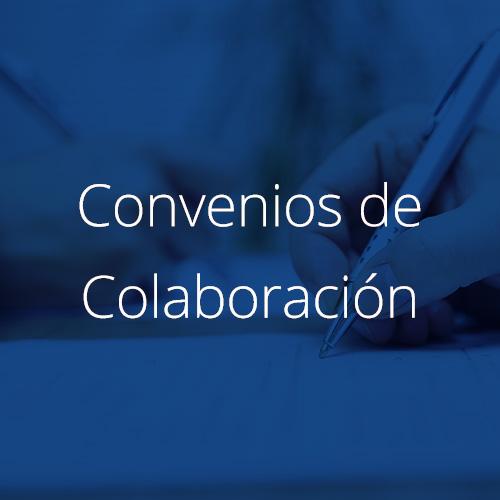Convenios de Colaboración